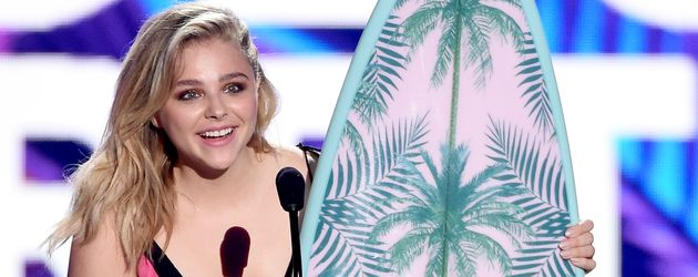 Chloë Grace Moretz bei den Teen Choice Awards 2016