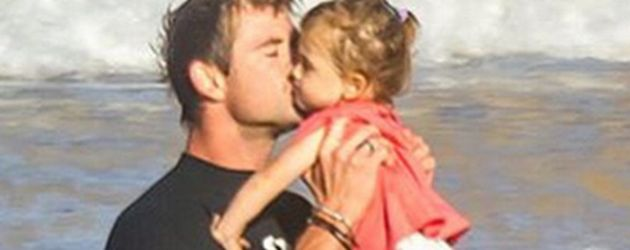 Chris Hemsworth und India Hemsworth