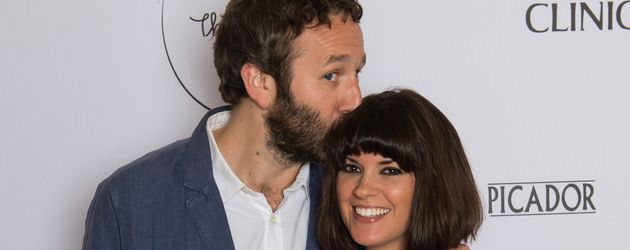 "Chris O'Dowd und Dawn O'Porter auf der ""The Pool Launch""-Party in London"