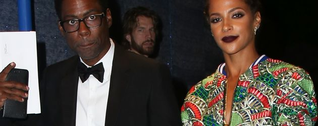Komiker Chris Rock und Ex-Frau Malaak Compton Rock
