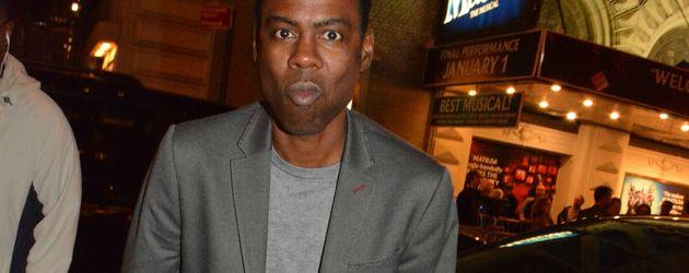 Oscar-Moderator Chris Rock