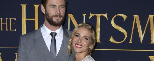 Chris Hemsworth und Elsa Pataky