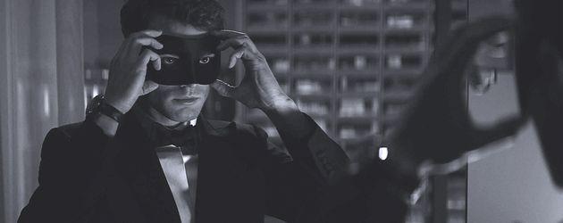 "Jamie Dornan als Christian Grey in ""Fifty Shades of Grey 2"""
