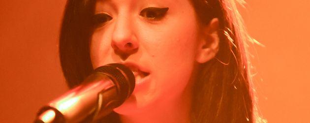 Christina Grimmie bei einem Auftritt in Toronto am 5. Juni 2016