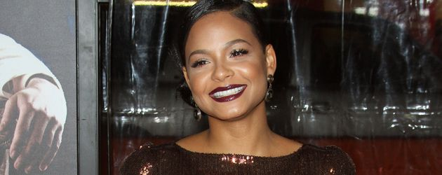 Christina Milian bei einer Film-Premiere in Hollywood
