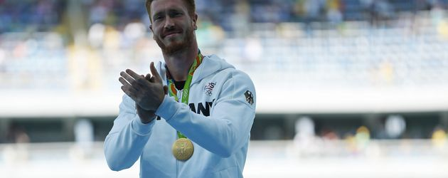 Christoph Harting in Rio 2016