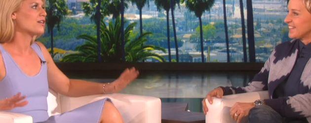 Ellen DeGeneres und Claire Danes