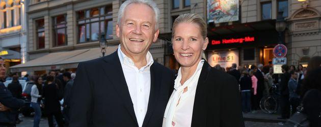 Rüdiger Grube und Cornelia Poletto