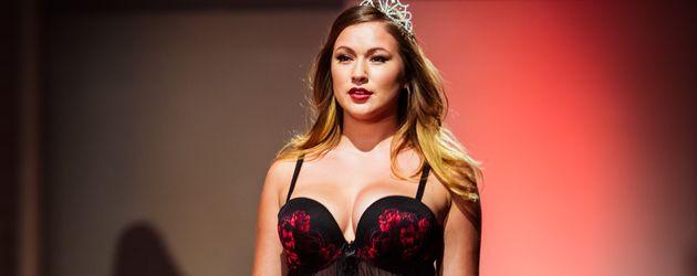 """Curvy Supermodel""-Kandidatin Chethrin"