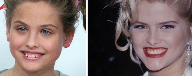 Anna Nicole Smith und Dannielynn Birkhead