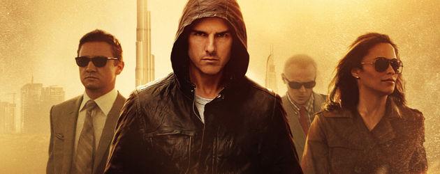 """Das Filmplakat zum vierten Teil von """"Mission: Impossible"""""""