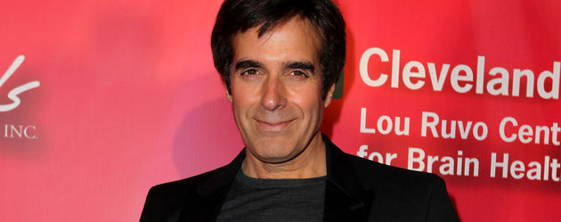 David Copperfield Heute