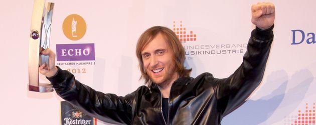 Echo 2012 und David Guetta