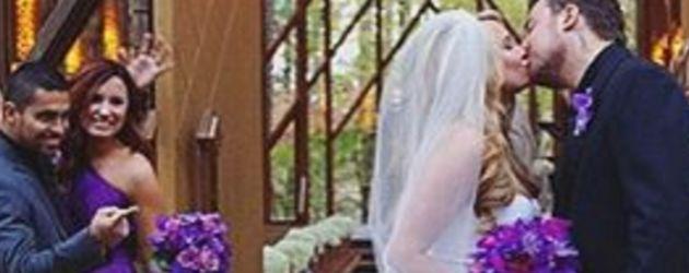 Demi Lovato und Tiffany Thornton