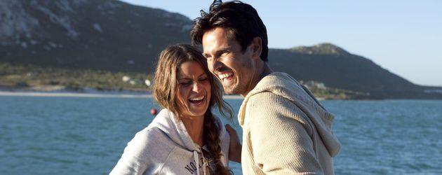 Der Bachelor 2013: Jan Kralitschka und Gewinnerin Alissa
