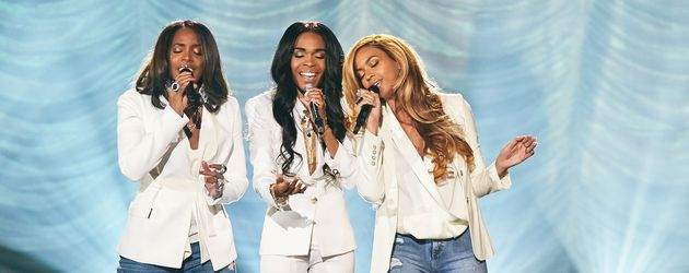 Kelly Rowland, Beyoncé und Michelle Williams