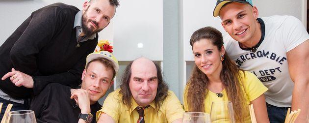 Sarah Engels, Pietro Lombardi und Guildo Horn