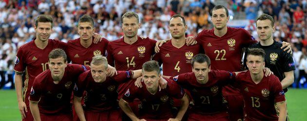 Die russische Nationalmannschaft