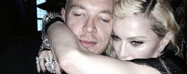 Madonna und DJ Diplo