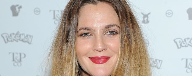 Drew Barrymore im Februar 2016 in Hollywood