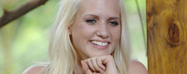 Sarah Knappik, 2011 im Dschungelcamp