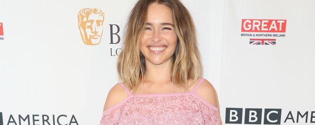 Emilia Clarke bei der BAFTA Tea Party 2016