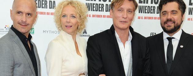 Oliver Masucci und Katja Riemann