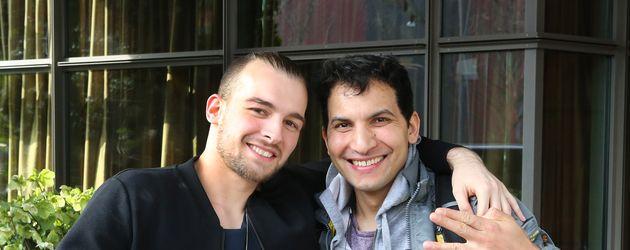 Eric Stehfest und Attila Hildmann