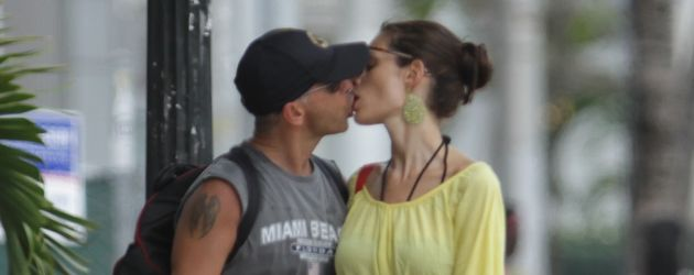 Eros Ramazzotti und Marica Pellegrinelli