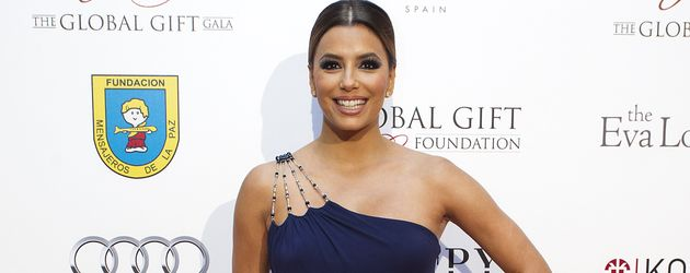 Hollywood-Star Eva Longoria