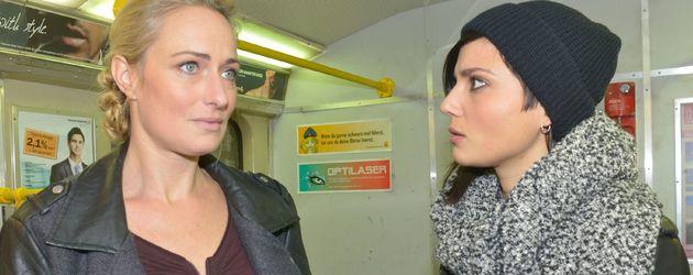 Eva Mona Rodekirchen und Linda Marlen Runge