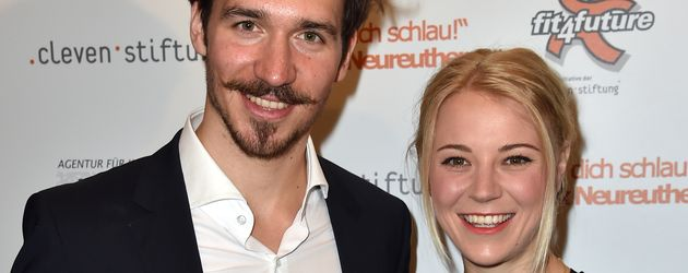 "Felix Neureuther und Miriam Gössner bei der ""Felix & Friends for Kids Charity Gala"" 2015"