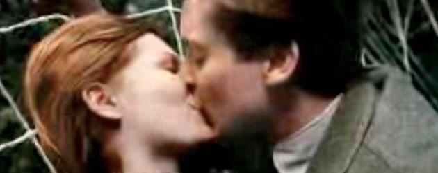 Kirsten Dunst küsst Tobey Maguire