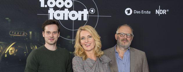 Florian Bartholomäi, Maria Furtwängler und Axel Milberg
