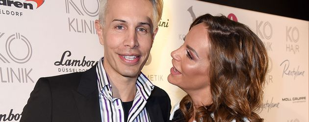 Florian Wess und Gina-Lisa Lohfink