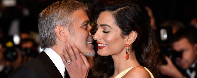 George und Amal Clooney bei dem Filmfestival Cannes 2016