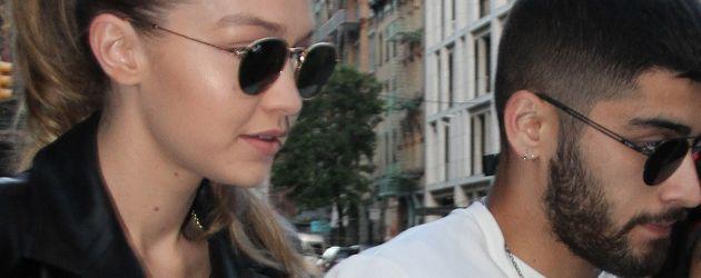 Gigi Hadid und Zayn Malik zusammen in NYC