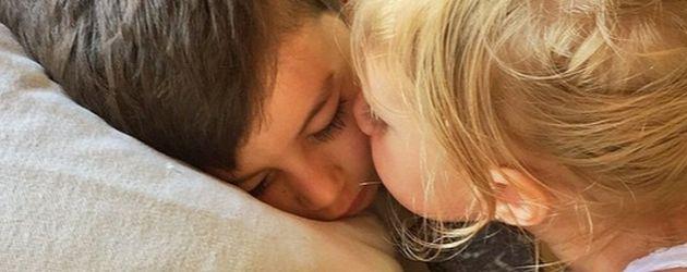 Gisele Bündchens Kids: Benjamin Brady und Vivian Lake