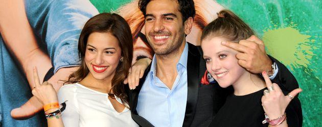 Elyas M'Barek und Jella Haase