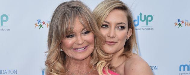 Goldie Hawn & Kate Hudson auf einer Gala in Beverly Hills, Mai 2016