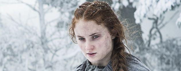 """Sophie Turner in der sechsten Staffel von """"Game of Thrones"""""""