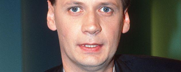 """Günther Jauch in der TV-Show """"Ja oder Nein"""" 1992"""