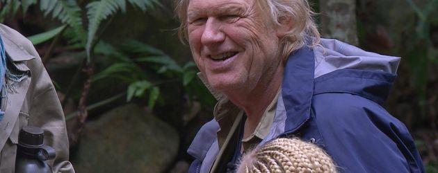 Gunter Gabriel im Dschungelcamp 2016