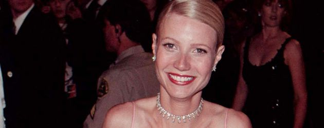 Gwyneth Paltrow auf der Vanity Fair Oscar-Party 1999