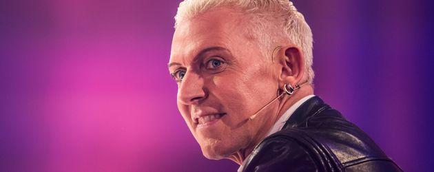 H.P. Baxxter bei der zweiten Event-Show der 13. DSDS-Staffel