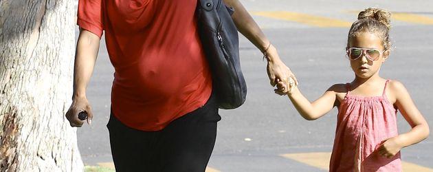 Halle Berry und Nahla Ariela Aubry