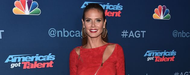 "Heidi Klum bei ""America's Got Talent"" in Hollywood"