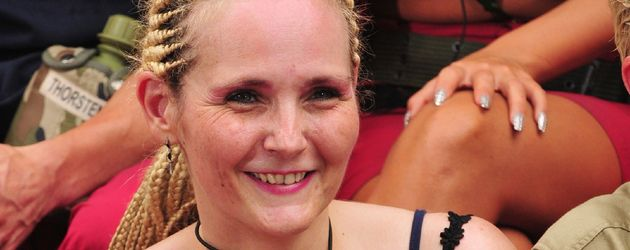 Helena Fürst im Dschungelcamp 2016