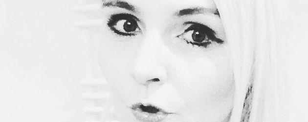 Helena Fürst auf einem Selfie im November 2016