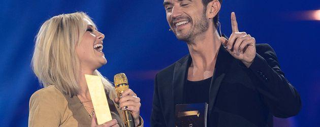Helene Fischer und Florian Fischer
